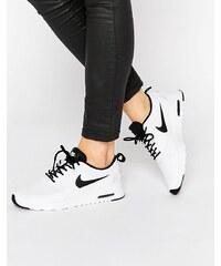 Nike - Air Max Thea - Baskets - Noir et blanc - Blanc