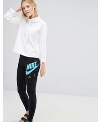 Nike - Air - Leggings avec logo de la marque - Noir
