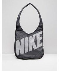 Nike - Fourre-tout réversible à imprimé graphique - Noir