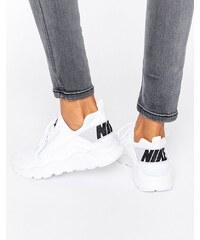 Nike - Huarache Run Ultra - Baskets - Blanc - Blanc