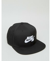 Nike SB 778375-010 Casquette camionneur Noir Noir