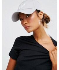 adidas Originals - Casquette réglable avec logo trègle - Gris