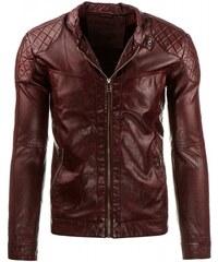 Pánská bunda Mocasino červená - červená