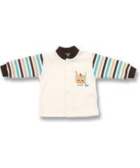 Lafel Chlapecký kabátek Sova - béžový
