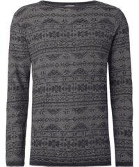 Redefined Rebel Pullover mit Ethno-Muster