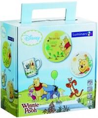 Dětská sada nádobí Winnie Garden - 3ks, Luminarc