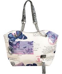 Dámská kabelka Vintage Butterfly s motýlky