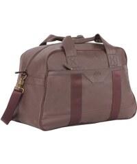 Cestovní taška Firetrap Quilt hnědá