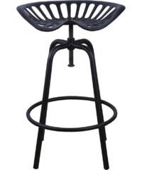 Barová stolička Esschert Design Tractor Black
