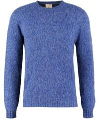 120% Cashmere Strickpullover blue royal