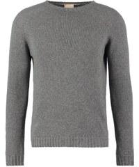 120% Cashmere Strickpullover grey