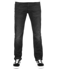 Edwin Ed-55 Relaxed Tapered Jeans ink black trip