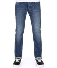 Edwin Ed-55 Relaxed Tapered Jeans night blue trip