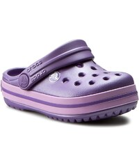 Pantoletten CROCS - Crocband Kids 10998 Blue Violet/Iris