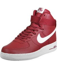 Nike Air Force 1 High 07 Schuhe red/white