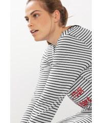 Esprit Chemise de nuit en jersey 100 % coton