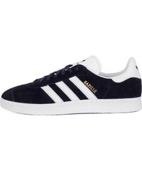 Sneakers - tenisky Adidas Originals Gazelle Core Black / White / Gold Met.