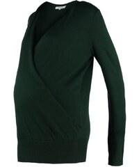 Zalando Essentials Maternity Strickpullover dark green