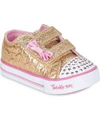 Skechers Chaussures enfant TWINKLE TOES SHUFFLES STARLIGHT STYLE