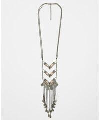 Pimkie Lange Halskette mit Zacken