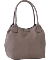 Tom Tailor MiriPU Shopper Taupe Tasche