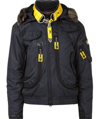 Wellensteyn Rescue Jacket 66 Funktionsjacke mit Webpelz