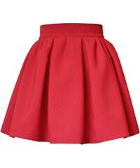 KOZACKI MOPS Mini sukně z kolekce Macarons, červená