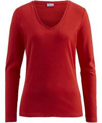 hessnatur Langarm-Shirt aus reiner Bio-Baumwolle