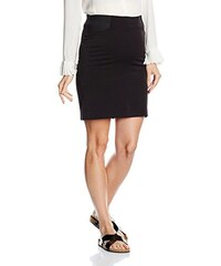 MAMALICIOUS Damen Umstands Rock Mloffice Woven Skirt