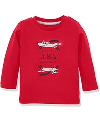 TOM TAILOR Kids Baby-Jungen Interlock Print Langarmshirt