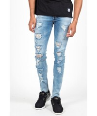 Sixth June Jeans Jean Light Blue Destroyed