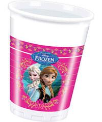 Disney Die Eiskönigin Plastik Becher pink in Größe UNI für Mädchen