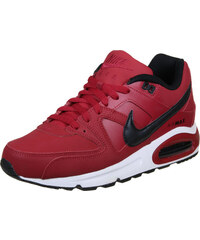 Nike Air Max Command Leather Schuhe red/black/white