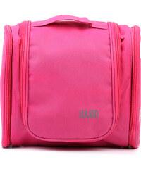 Lesara Reise-Kulturtasche zum Aufklappen - Pink