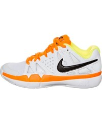 Nike Performance AIR VAPOR ADVANTAGE Tennisschuh Indoor white/volt/total orange