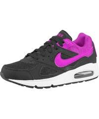 Große Größen: Nike Sneaker »Air Max Ivo Wmns«, schwarz-violett, Gr.36-38