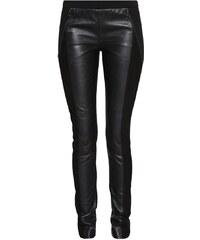 Ibana CHERRY GARCIA Leggings Hosen back to black