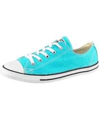 Große Größen: Converse Chuck Taylor All Star Dainty Ox Sneaker, Türkis, Gr.36-38