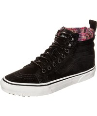 Große Größen: VANS Sk8-Hi MTE Sneaker Damen, schwarz / weiß, Gr.4.5 US - 36.0 EU-6.5 US - 38.5 EU