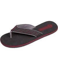 Große Größen: Chiemsee Sandale »RAZOR«, black, Gr.41-46