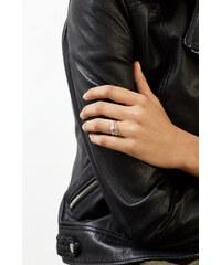 Esprit Prsten love z kovu a zirkonů
