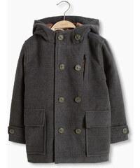 Esprit Vatovaná bunda z flauše ve vzhledu vlny