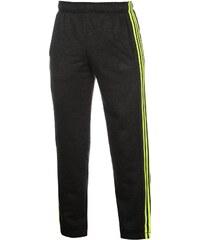 Tepláky adidas 3S Fleece pán. černá/žlutá