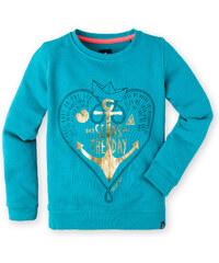 Gaastra Sweatshirt Swan Girls Filles bleu
