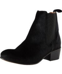 SELECTED FEMME Chelsea Boots in Samt Optik SF London