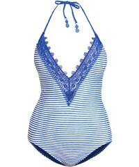 Seafolly RIVIERA Badeanzug french blue marl