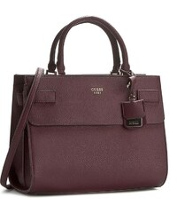 Kabelka GUESS - Cate Croc Handbag HWVG 6216060 BOR