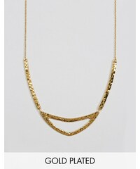 Gorjana - Amanda - Halskette mit Cut-Out - Gold