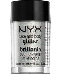 NYX Ice Face & Body Glitter Körpergel 2.5 g