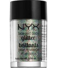 NYX Crystal Face & Body Glitter Körpergel 2.5 g
